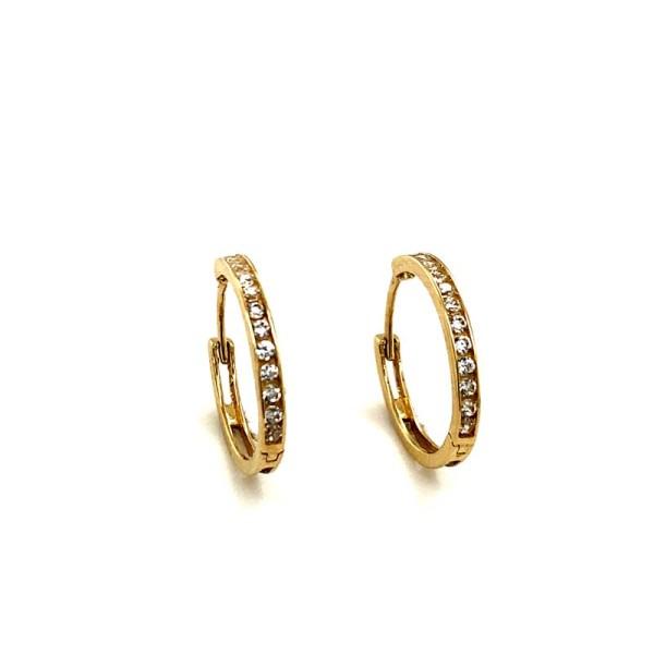 Σκουλαρίκια Τσατσάνης